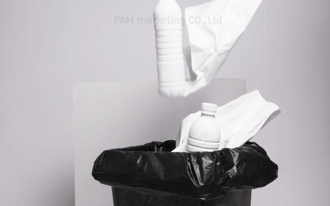 บทบาทของถุงขยะในสถานการณ์โควิด