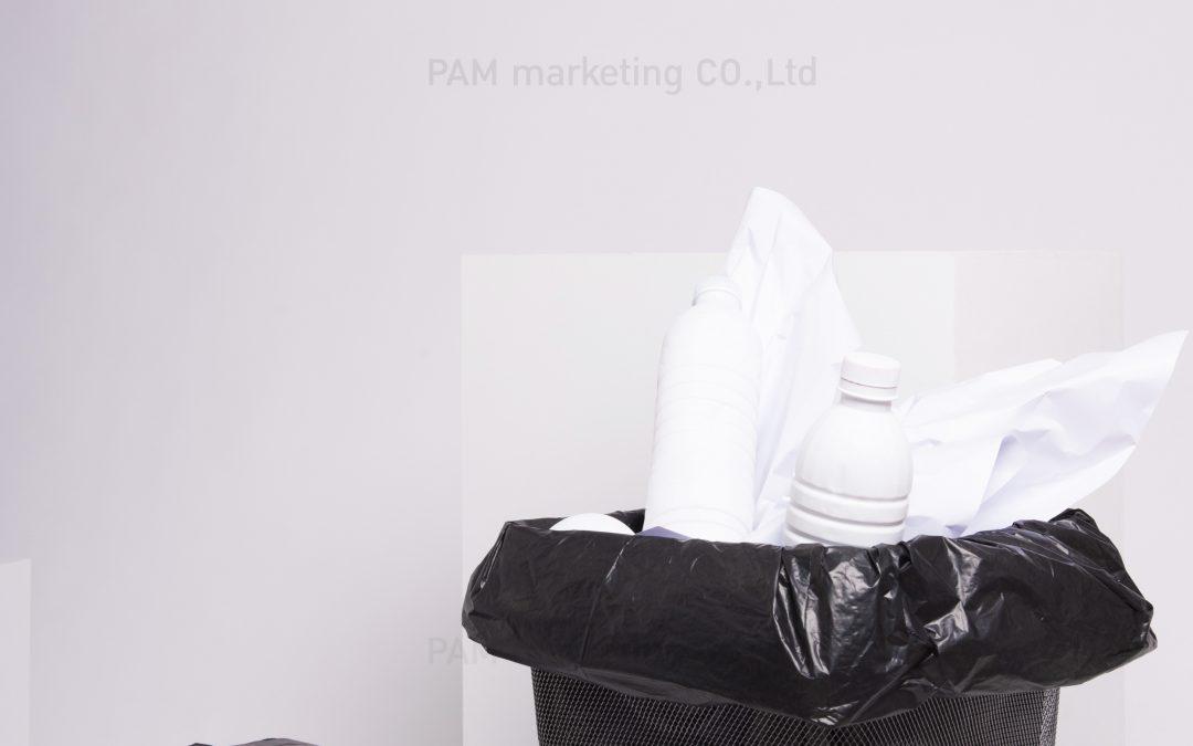 สีของถุงขยะ บ่งบอกขยะภายในให้คนเก็บทำงานง่ายขึ้น